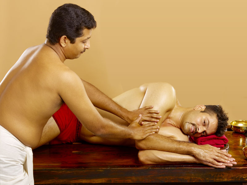 Abhyangam Ayurvedic Therapy / Treatment