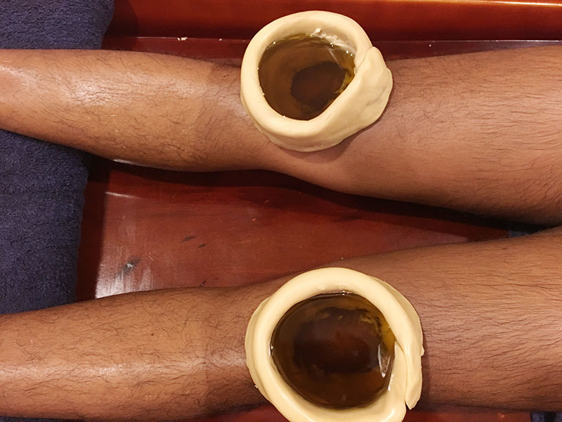 Januvasti Ayurvedic Therapy / Treatment