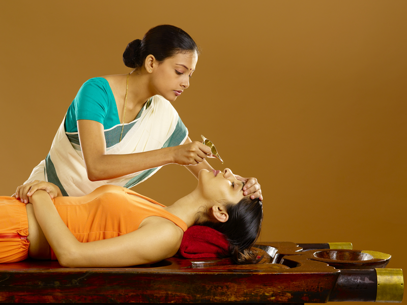 Nasyam Ayurvedic Therapy / Treatment