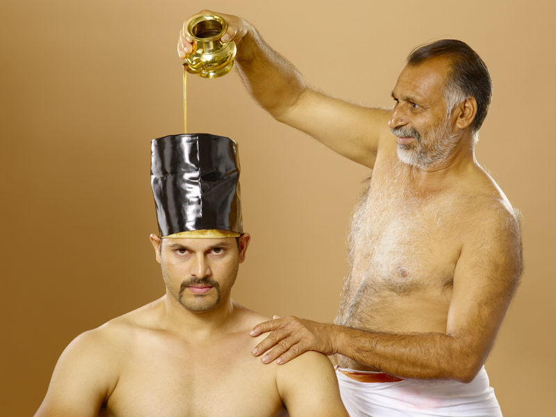 Shirovasti Ayurvedic Therapy / Treatment